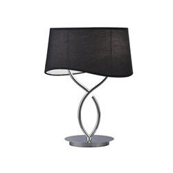 Настольная лампа Mantra Ninette Satin Nickel 1916