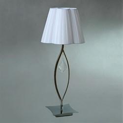 Настольная лампа Brizzi BT03203/1 Chrome
