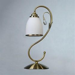 Настольная лампа Brizzi Tarragona MA02640T/001 Bronze