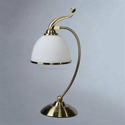 Настольная лампаBrizziMA02401T/001 Bronze