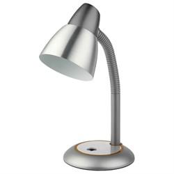 Настольная лампа ЭРА N-115-E27-40W-GY C0044885