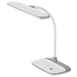 Настольная лампа ЭРА NLED-458-6W-W Б0028457