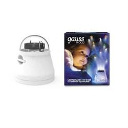 Настольный светильник Gauss со сменной проекцией DIY0011