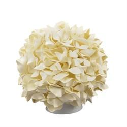 Настольная лампа Uniel ULW-R07 T/3000K/150C/A Гортензия Белый/Сливочный десерт UL-00007230