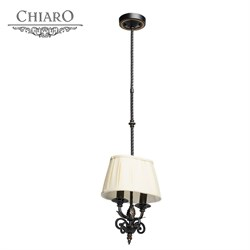 Подвесной светильник Chiaro Виктория 401010402