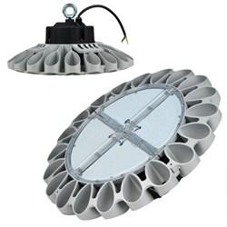 Подвесной светодиодный светильник Uniel ULY-U30B-100W/NW IP65 Silver UL-00001708