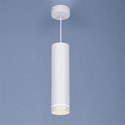 Подвесной светодиодный светильник Elektrostandard DLR023 12W 4200K белый матовый 4690389103001