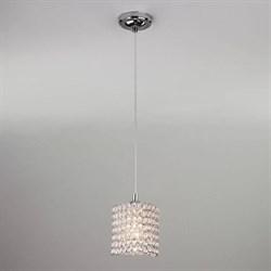Подвесной светильник Eurosvet 50068/1 хром