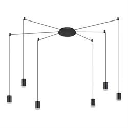 Подвесной светодиодный светильник Novotech Web 357937