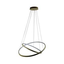 Подвесной светодиодный светильник Kink Light Тор-Трек 08657,14