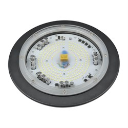 Подвесной светодиодный светильник Uniel ULY-U41C-200W/NW IP65 Grey UL-00003777