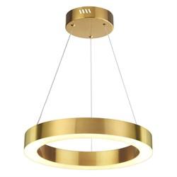 Подвесной светодиодный светильник Odeon Light Brizzi 3885/25LG