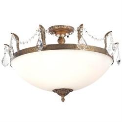 Потолочный светильник Lucia Tucci Barletta 182.10 D720 Antique