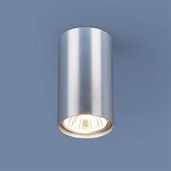Потолочный светильник Elektrostandard 1081 GU10 SCH сатин хром 4690389107672