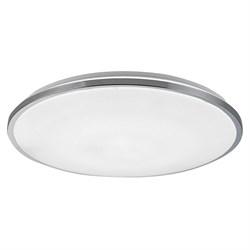 Потолочный светодиодный светильник ЭРА SPB-6-60-RC Chrome Б0030135