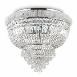 Потолочный светильник Ideal Lux Dubai PL6 Cromo 207186