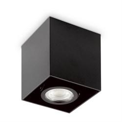 Потолочный светильник Ideal Lux Mood PL1 D09 Square Nero