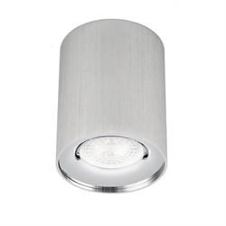 Потолочный светильник ЭРА OL1 GU10 SL/CH Б0041504