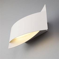Настенный светодиодный светильник Eurosvet Overlap 40145/1 LED белый