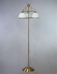 Торшер Brizzi Almeria MA02401F/003 Bronze
