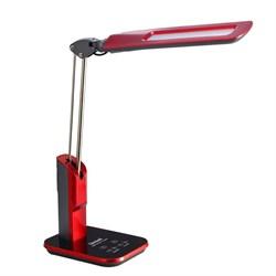 Настольная лампа Uniel TLD-515 Red/LED/900Lm/2700-6400K/Dimmer 09104