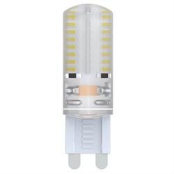 Лампа светодиодная (10030) G9 2,5W 3000K прозрачная LED-JCD-2,5W/WW/G9/CL/S