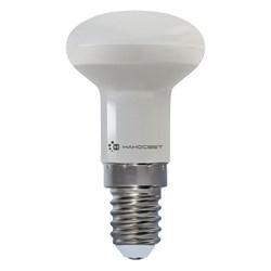 Лампа светодиодная рефлекторная Наносвет E14 3,5W 2700K матовая LE-R39-3.5/E14/827 L260
