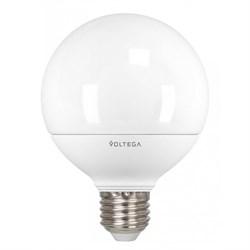Лампа светодиодная Voltega E27 12W 2800К матовая VG2-G2E27warm12W 4871
