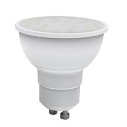 Лампа светодиодная GU10 10W 3000K матовая LED-JCDR-10W/WW/GU10/NR UL-00003842