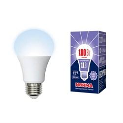 Лампа светодиодная E27 11W 6500K матовая LED-A60-11W/DW/E27/FR/NR UL-00003785