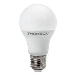 Лампа светодиодная Thomson E27 15W 4000K груша матовая TH-B2010