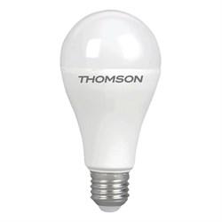 Лампа светодиодная Thomson E27 21W 3000K груша матовая TH-B2099