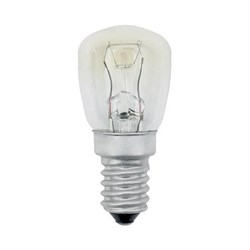 Лампа накаливания (01854) Uniel E14 15W прозрачная IL-F25-CL-15/E14