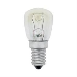 Лампа накаливания (10804) Uniel E14 7W прозрачная IL-F25-CL-07/E14