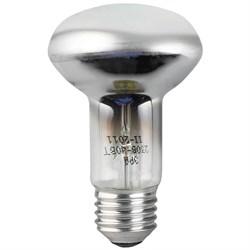 Лампа накаливания ЭРА E27 40W 2700K зеркальная ЛОН R63-40W-230-E27 C0040648