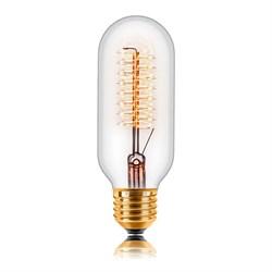 Лампа накаливания Sun Lumen E27 60W 2200K золотая 053-907