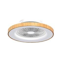Потолочная светодиодная люстра-вентилятор Mantra Tibet 7126