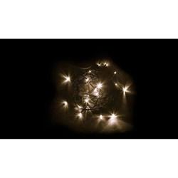 Светодиодная гирлянда Feron Линейная 230V 2700K теплый белый с мерцанием CL02 32283