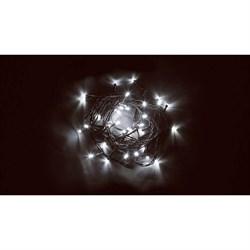 Светодиодная гирлянда Feron Линейная 230V 5000K холодный белый с мерцанием CL04 32298