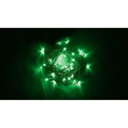 Светодиодная гирлянда Feron Линейная 230V зеленая с мерцанием CL04 32299