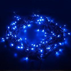 Гирлянда Eurosvet нить 5м IP20 400-001 голубой
