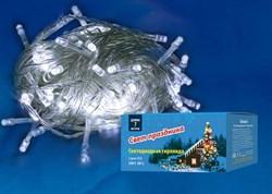 Светодиодная гирлянда Uniel 220V белый ULD-S0700-060/DTA White IP20 UL-00005260