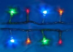 Светодиодная гирлянда Uniel 220V разноцветный ULD-S0250-020/STA Multi IP20 UL-00005481