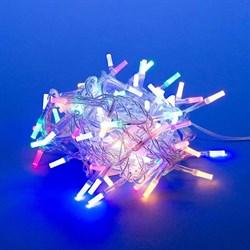 Светодиодная гирлянда Uniel 220V разноцветный ULD-S0500-100/DTA Multi IP20 Crystal UL-00003948
