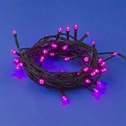 Светодиодная гирлянда Uniel 220V розовый ULD-S0500-050/DGA Pink IP20 UL-00007306