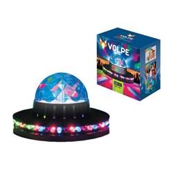 Светодиодный светильник-проектор ULI-Q305 3,5W/RGB BLACK UL-00000300