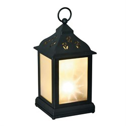 Переносной светодиодный фонарь Uniel 110х220 ULD-L1122-009/TTB/WW/3D Black UL-00002312