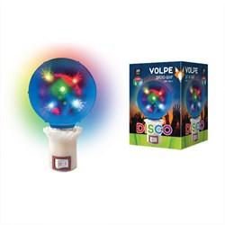 Светодиодный светильник-проектор Volpe Disko ULI-Q309 1,5W/RGB UL-00002762