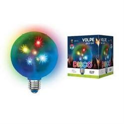 Светодиодный светильник-проектор Volpe Disko ULI-Q310 1,5W/RGB/Е27 UL-00002763