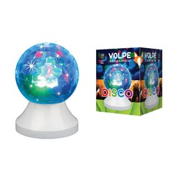 Светодиодный светильник-проектор Volpe Disko ULI-Q311 3,5W/RGB White UL-00002764